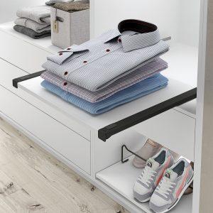 Para balda de armario
