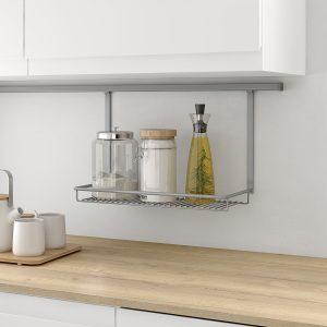 Soporte multiuso para ordenar objetos sobre la encimera en la cocina