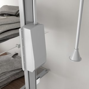 aqccesorio para adaptar los soportes elevadores al módulo
