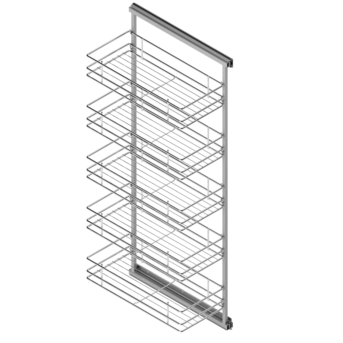 Pull-out frame side runners CLASSIC - Menage Confort