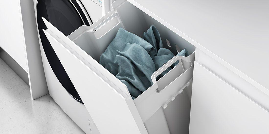 Nueva gama de cestos para la colada