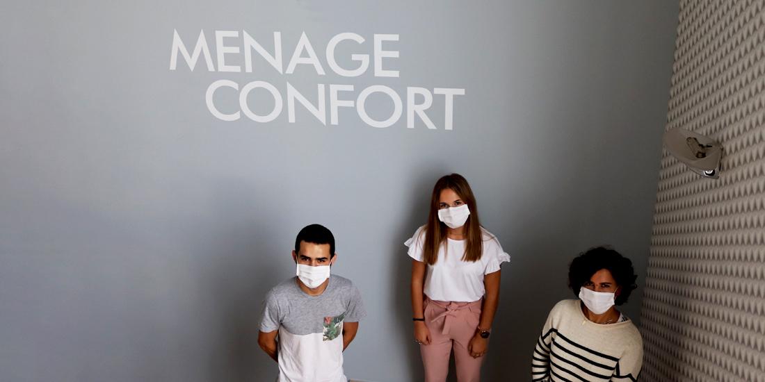 Ampliamos el equipo de Menage Confort